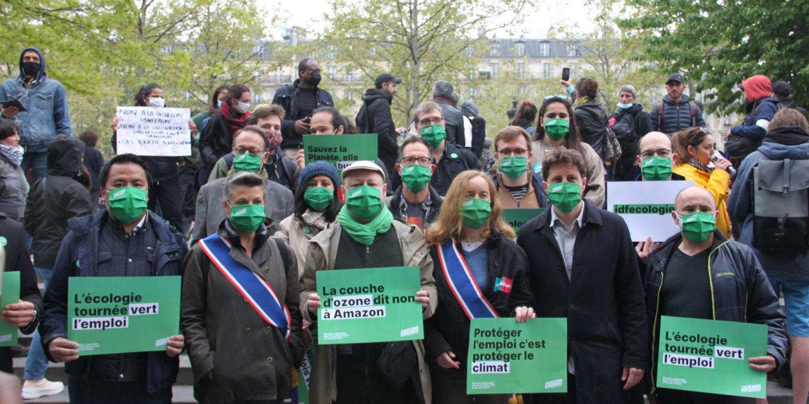 Manifestation du 1er Mai - 3